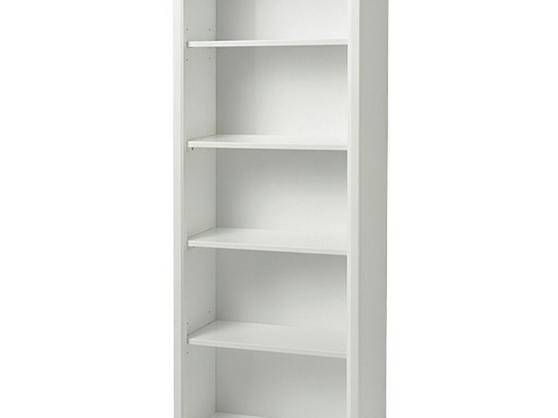 White Bookshelf Target