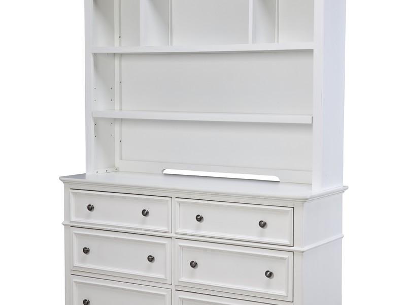 White Childrens Dresser