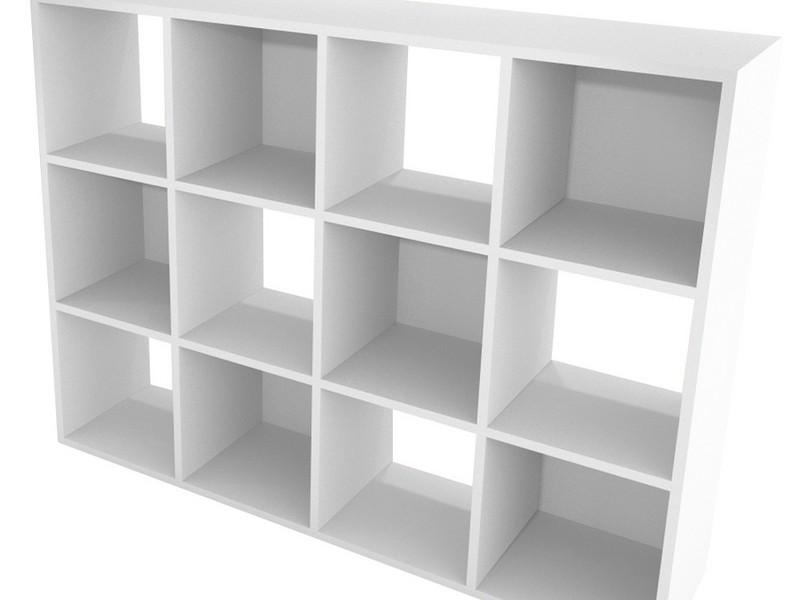 White Cube Organizer