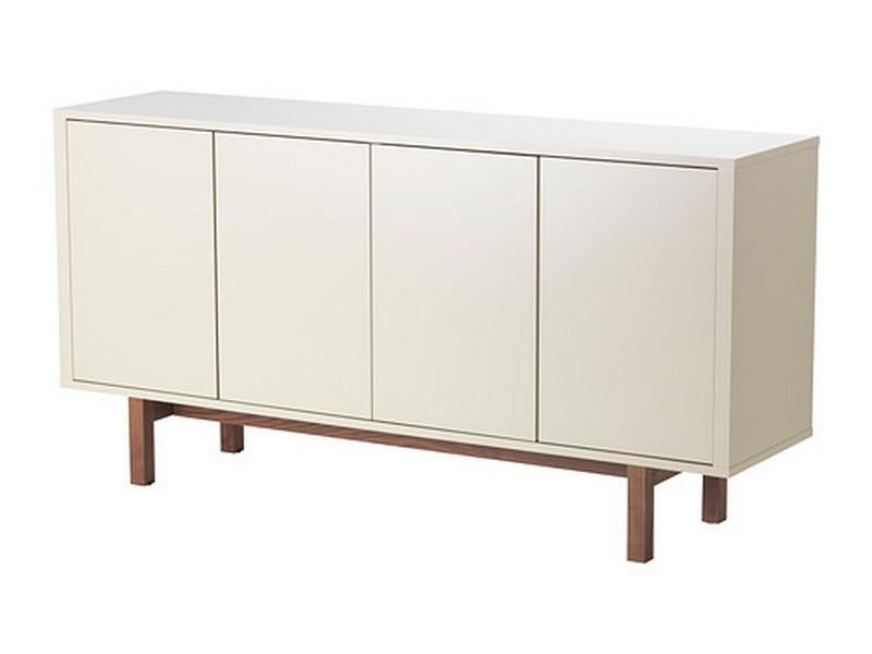 White Lacquer Credenza Ikea