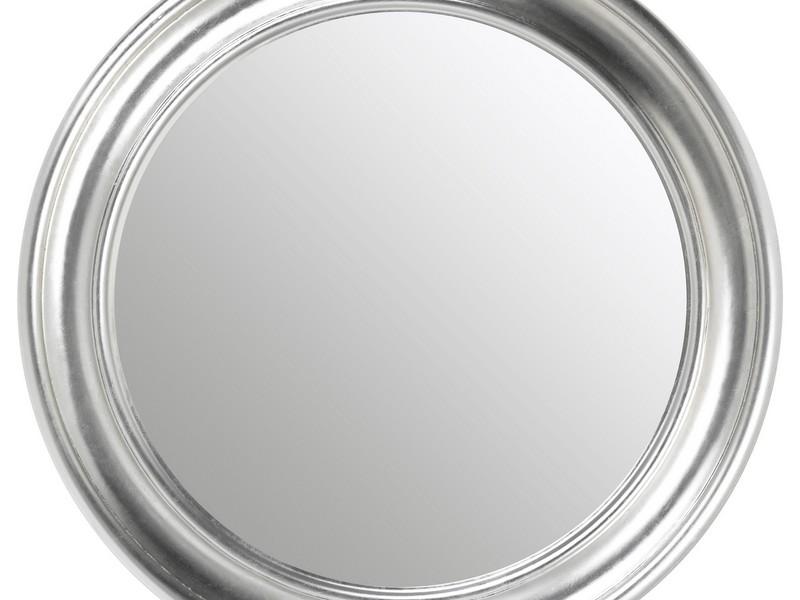 White Round Mirror Ikea