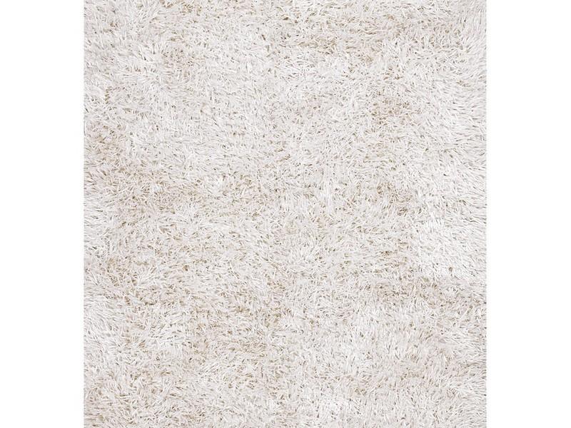 White Shag Carpet