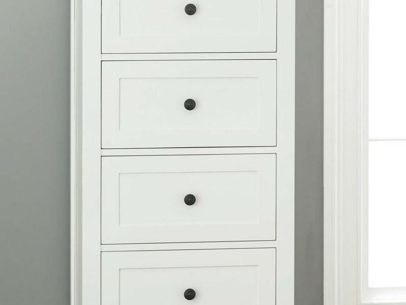 White Tall Dresser Target