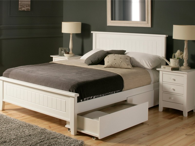 Wooden King Size Bed Frame Singapore Home Design Ideas