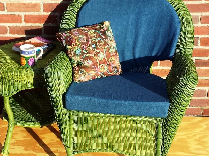 Wicker Seat Cushions