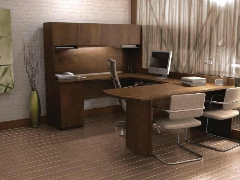 Wide Computer Desk