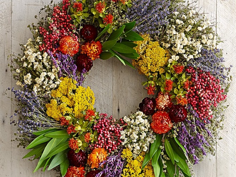 Williams Sonoma Wreaths