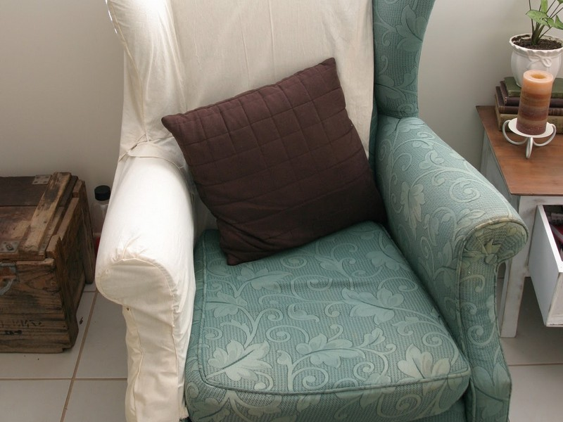 Wing Back Chair Covers Uk