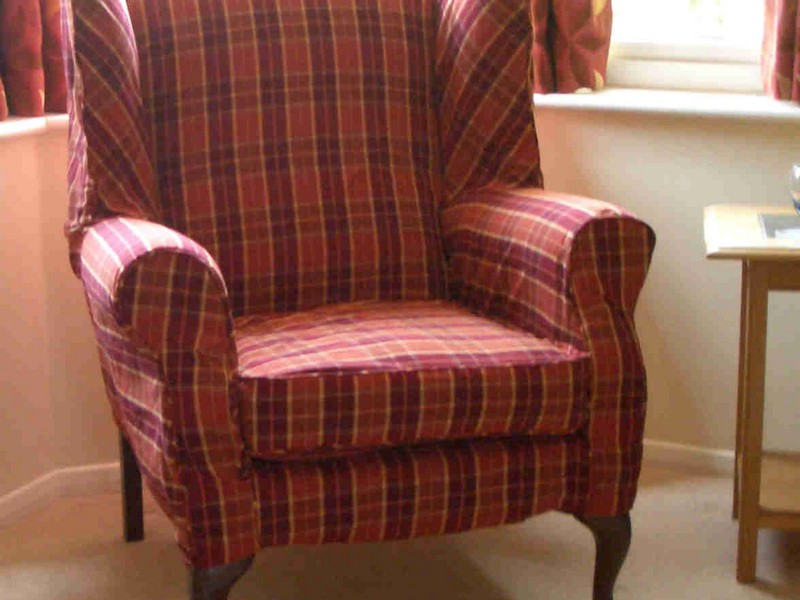 Wing Chair Covers