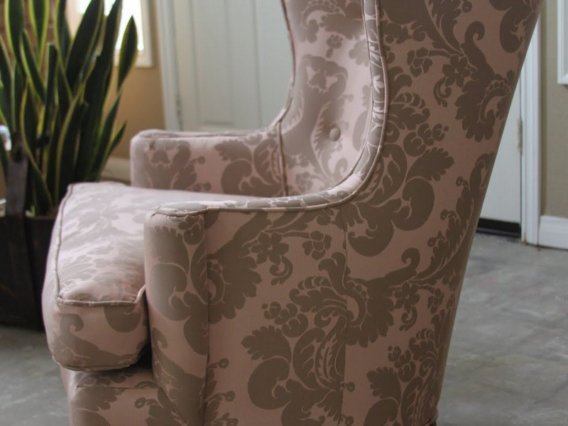 Wing Chair Slipcovers Closeout