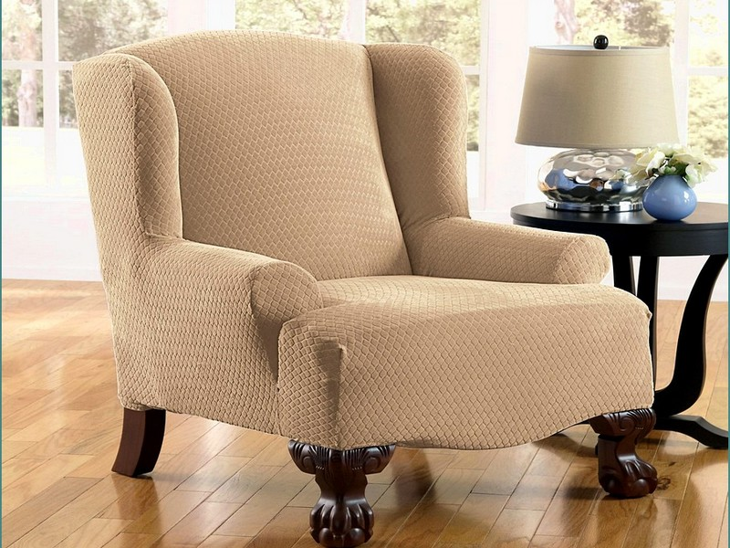 Wing Chair Slipcovers Target