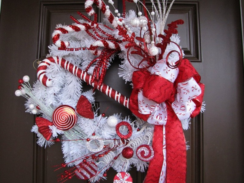 Winter Wreath Ideas Design