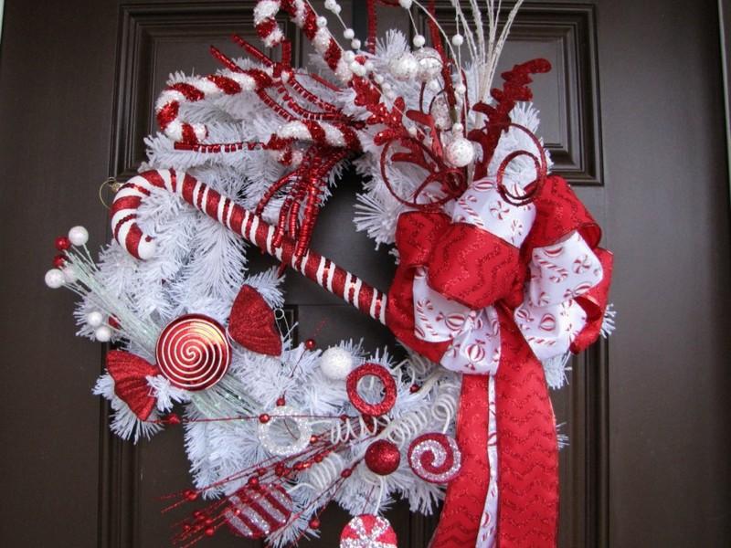 Winter Wreath Ideas Design