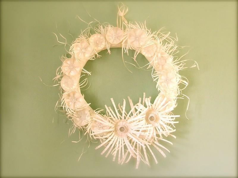 Winter Wreath Ideas Diy