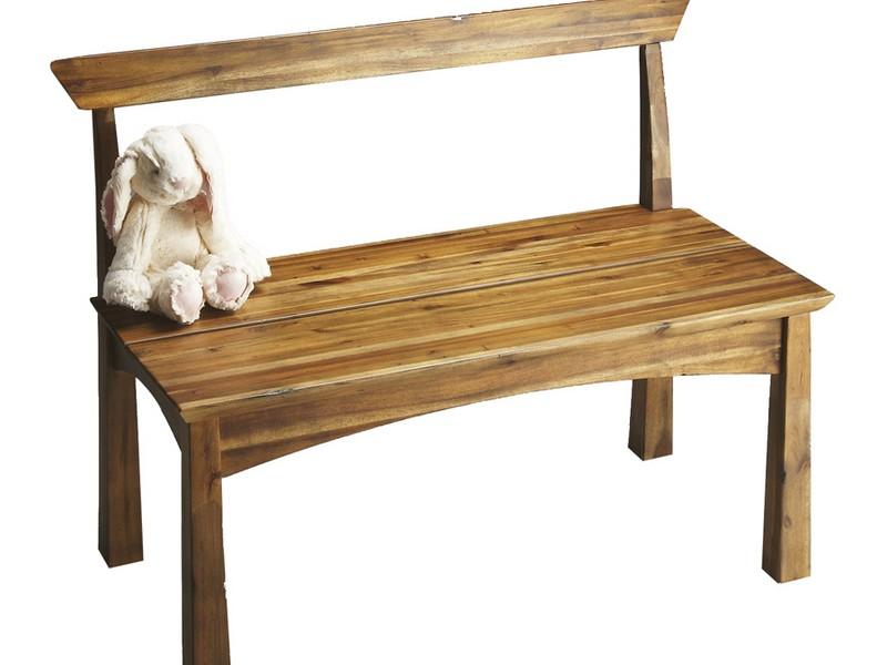 Wood Benches Indoor