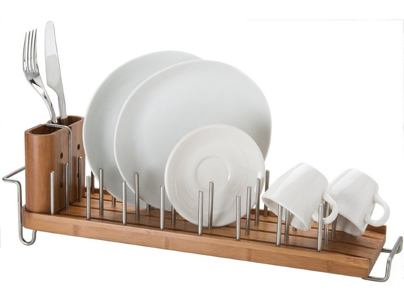 Wood Dish Rack Ikea