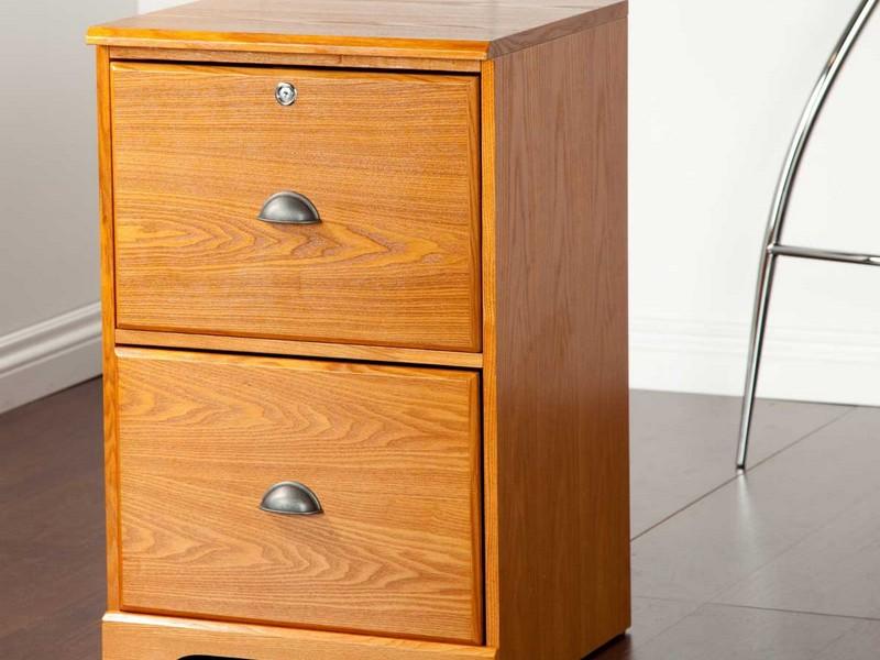 Wood File Cabinet 2 Drawer Ikea