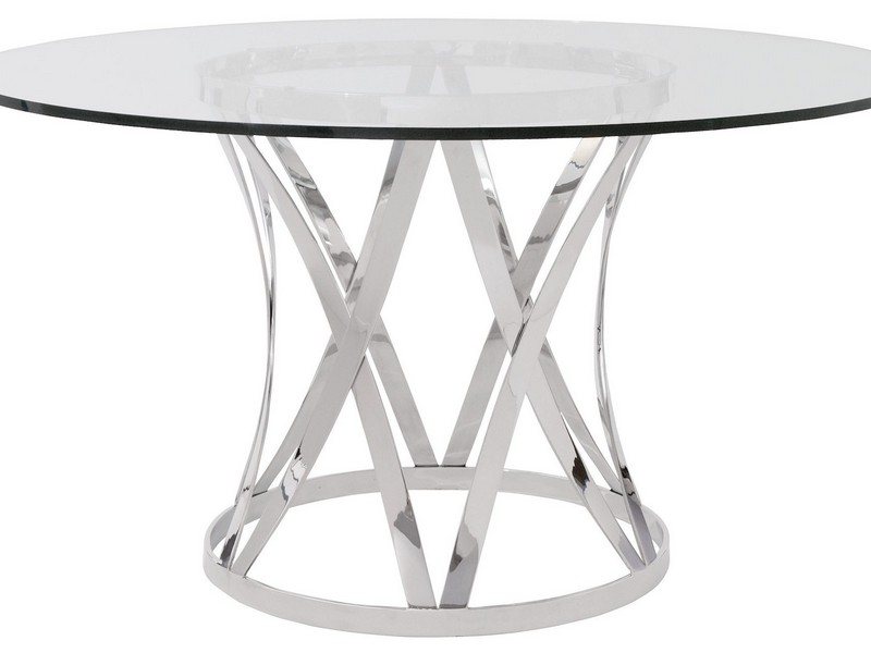 Wood Pedestal Table Base For Glass Top