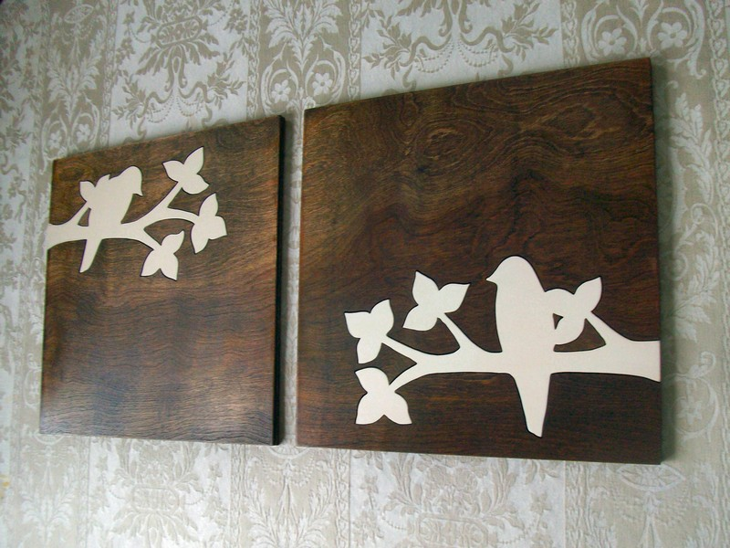 Wood Wall Plaques