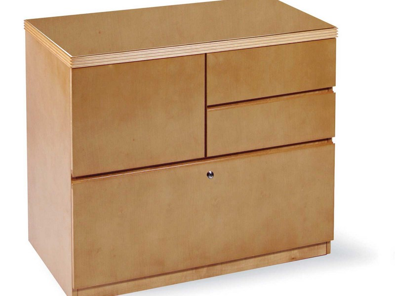 Wooden File Cabinets