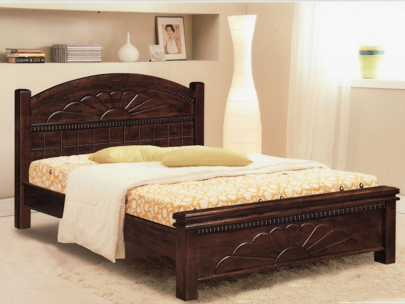 Wooden Super King Size Bed Frame