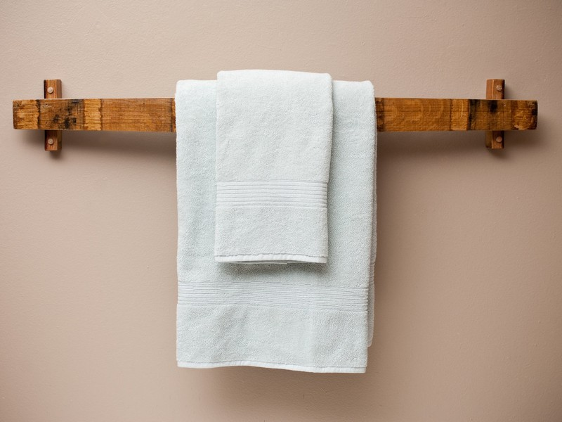 Wooden Towel Racks For Bathrooms
