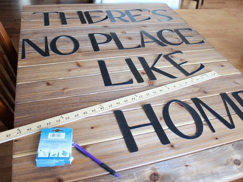 Wooden Yard Signs