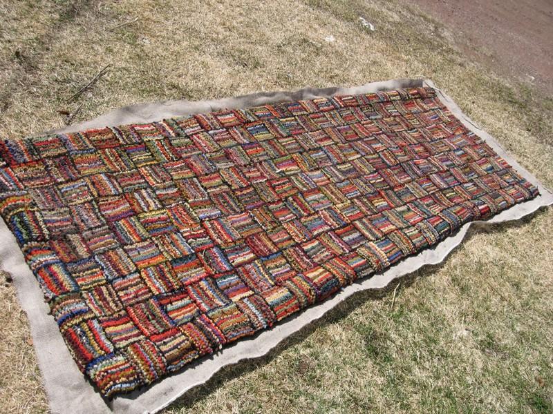 Wool Hooked Rugs