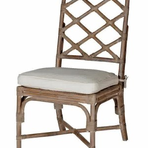 World Market Rattan Dining Chairs