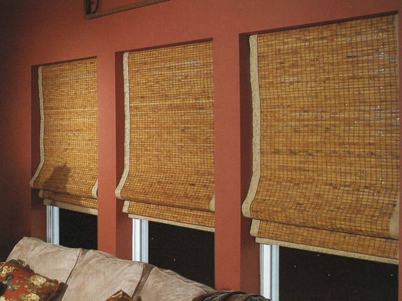 Woven Window Shades