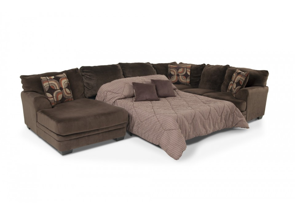 Wrap Around Couch