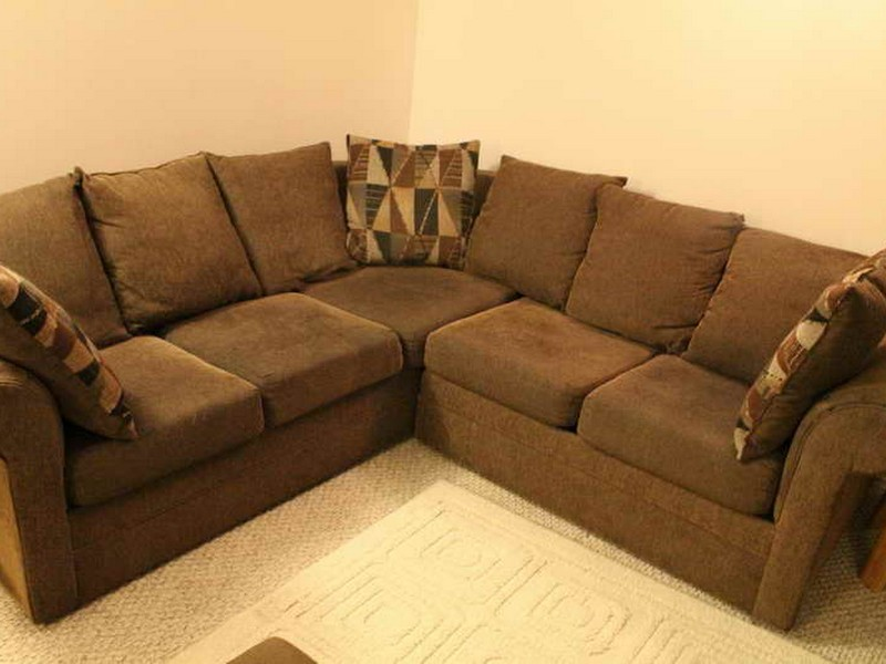 Wrap Around Sofa