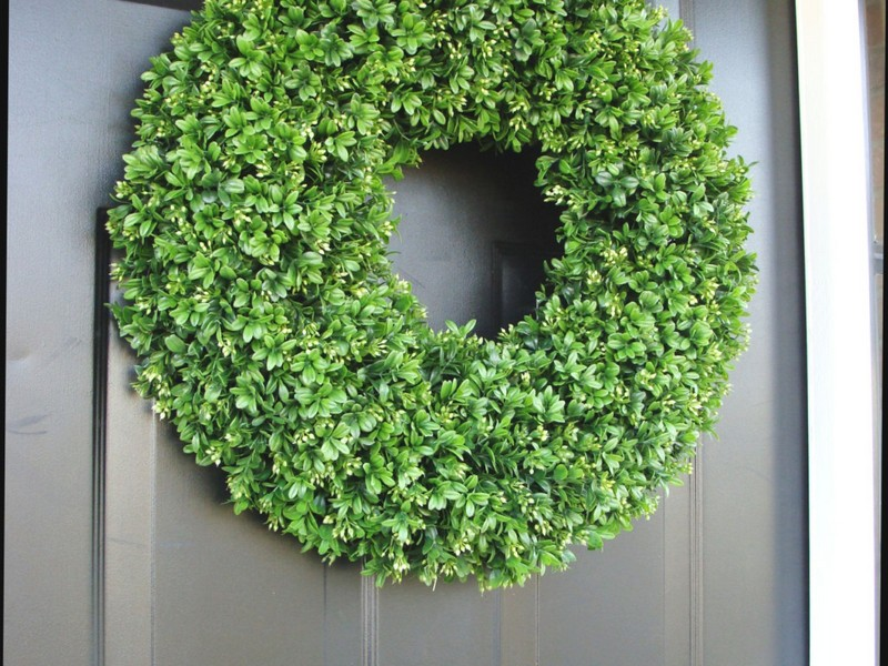 Wreaths For Doors