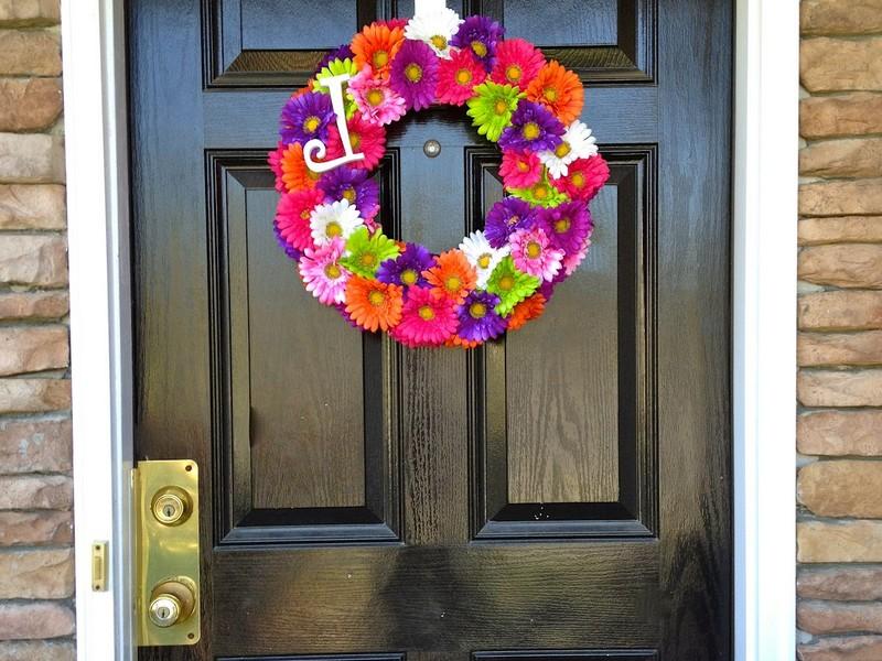 Wreaths For Double Front Doors