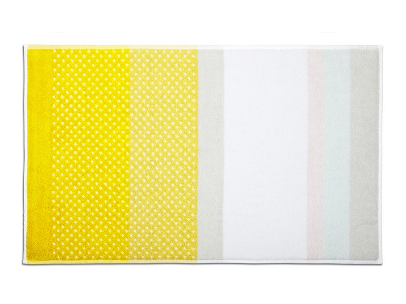 Yellow Bath Rugs