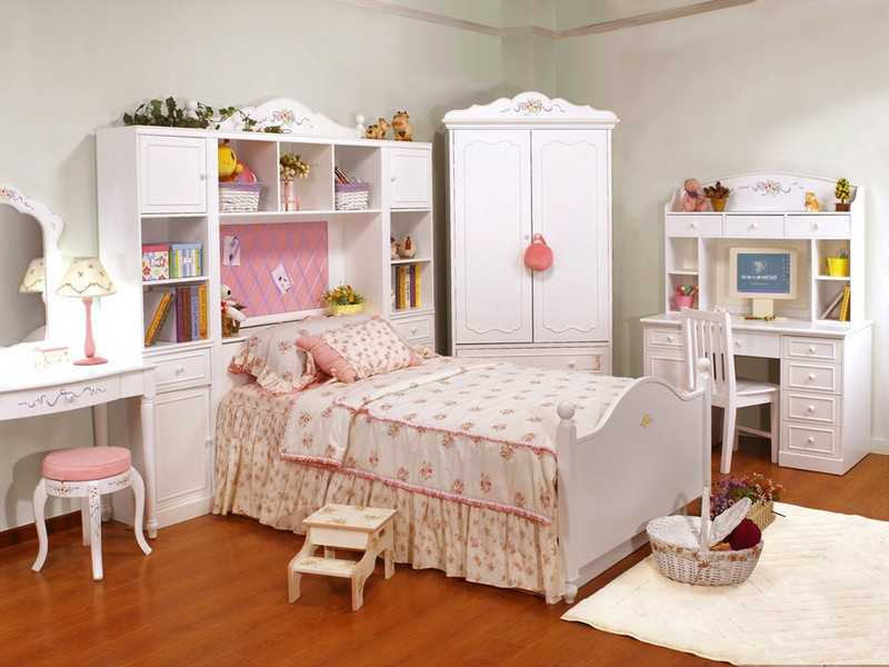 Kids Bedroom Furniture Pink