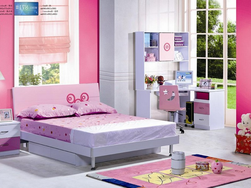 Youth Bedroom Sets For Girls