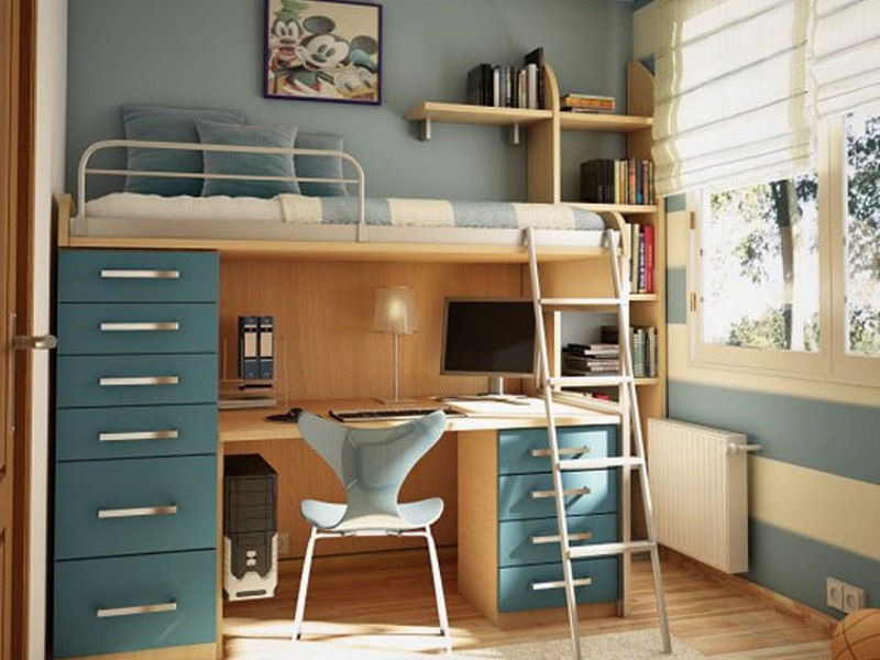 Youth Bunk Beds With Stairs