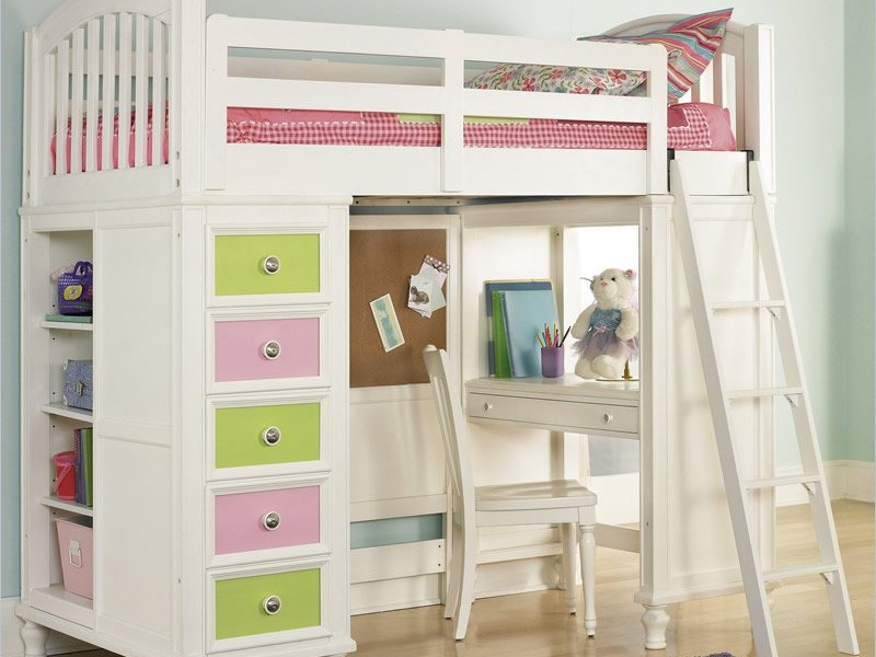 Youth Bunk Beds With Storage