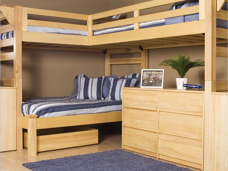 Youth Loft Bed Plans