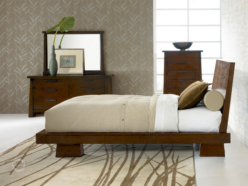 Zen Platform Bed Plans