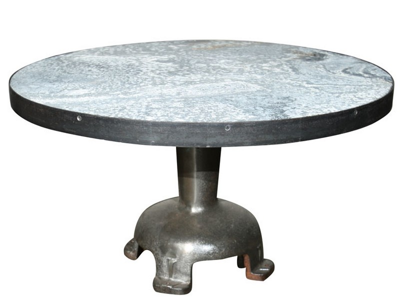 Zinc Coffee Table Outdoor